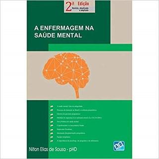 Livro - A Enfermagem na Saúde Mental - Souza