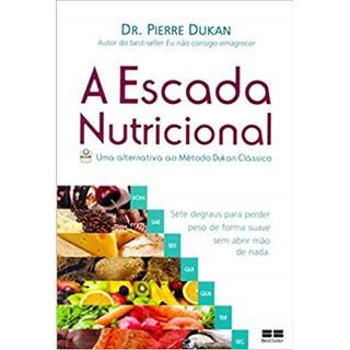 Livro - A Escada Nutricional - Dukan