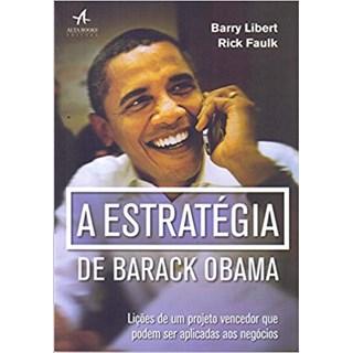 Livro - A Estratégia de Barack Obama - Libert