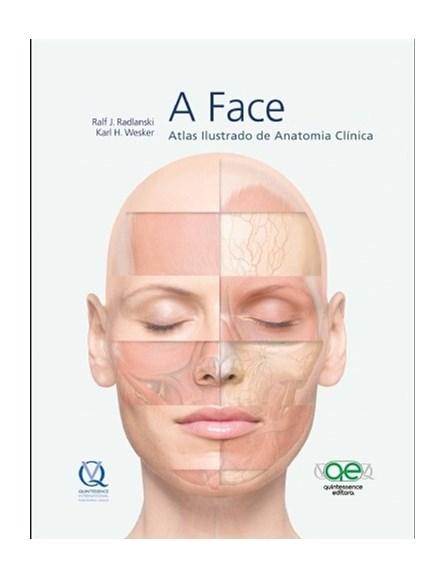 Livro - A Face - Atlas de Anatomia Clinica - Radlanski