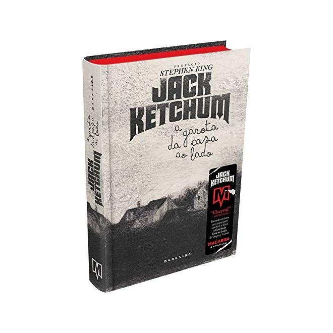 Livro A Garota da Casa ao Lado - Ketchum - Darkside
