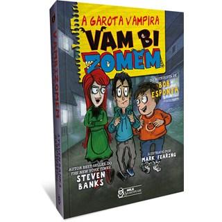 Livro A Garota Vampira - Banks - Faro