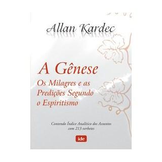 Livro - A Gênese - Kardec 52º edição