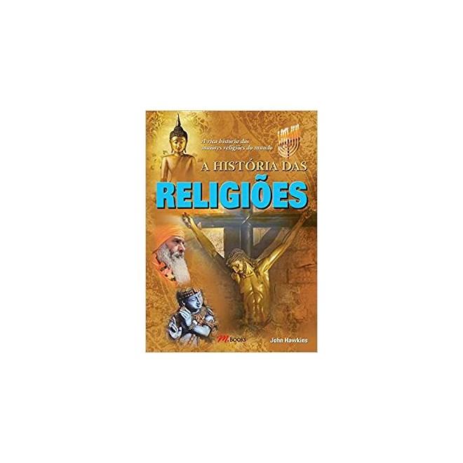 Livro - A história das Religiões -  Hawkins