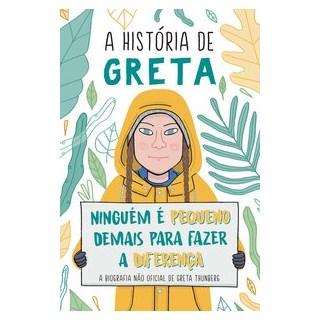 Livro - A história de Greta - Camerini 1º edição