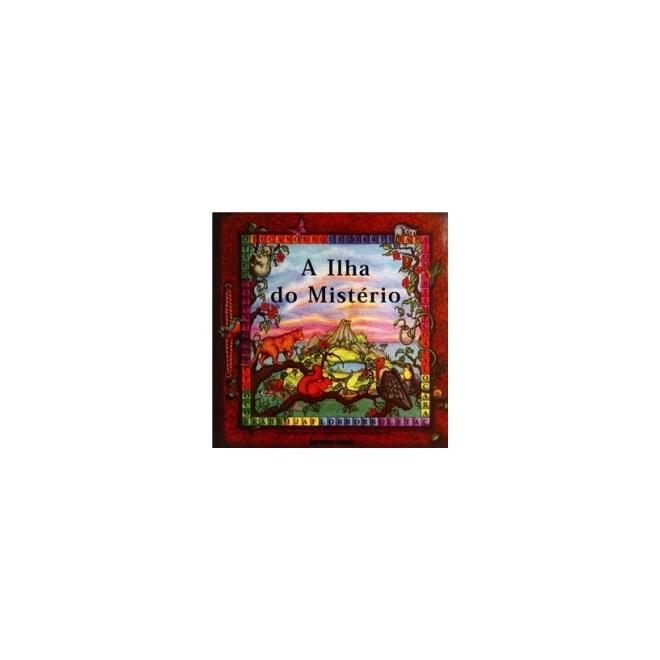 Livro - A Ilha do Mistério - Adshead