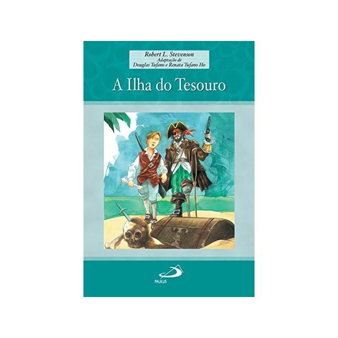 Livro A Ilha do Tesouro - Stevenson - Paulus