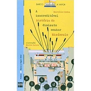 Livro - A Inacreditável História do Diminuto Senhor Minúsculo - Godoi - Edições Sm