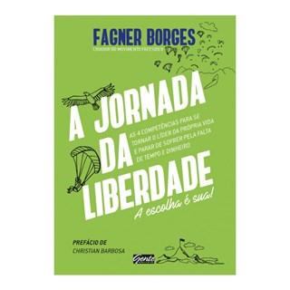 Livro - A Jornada da Liberdade - Borges - Gente