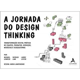 Livro - A Jornada do Design Thinking - Leifer