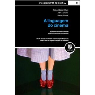 Livro - A Linguagem do Cinema - Edgard-Hunt