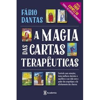 Livro - A Magia Das Cartas Terapêuticas - Dantas