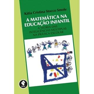 Livro - A Matemática na Educação Infantil - Smole