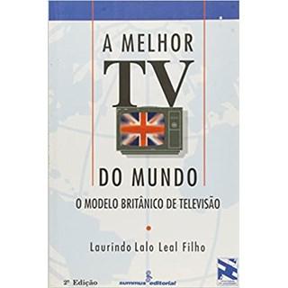 Livro - A Melhor TV do Mundo - Filho - Summus