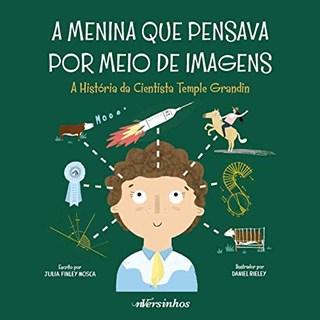 Livro A Menina Que Pensava Por Meio de Imagens - Mosca - Nversos