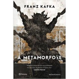Livro - A metamorfose - Kafka - Planeta