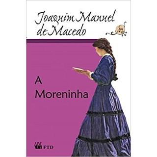 Livro A Moreninha - Macedo - FTD
