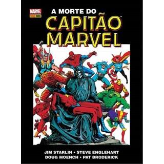 Livro - A Morte do Capitão Marvel - Panini