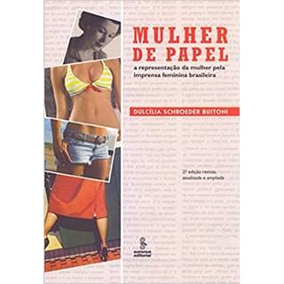 Livro - A Mulher de Papel - Buitoni - Summus