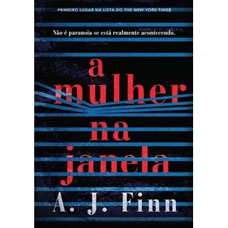 Livro - A mulher na janela - Finn - Arqueiro