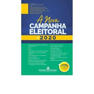 Livro A Nova Campanha Eleitoral - Pinheiro - Jh Mizuno