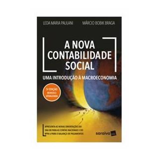 Livro - A Nova Contabilidade Social - Paulani 5º edição