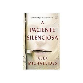 Livro - A Paciente Silenciosa - Michaelides
