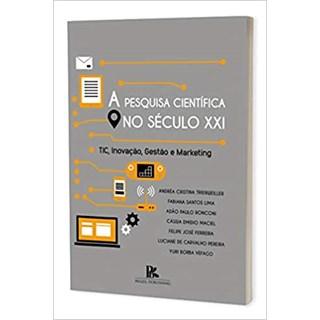 Livro - A Pesquisa Científica no Século XXI - Gobbi - Brazil Publishing