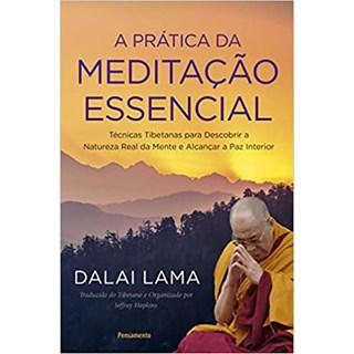 Livro - A Prática da Meditação Essencial - Lama - Pensamento