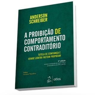 Livro - A Proibição de Comportamento Contraditório - Schreiber