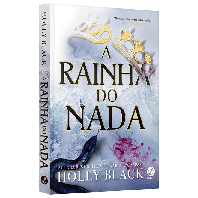 Livro A Rainha do Nada - Black - Galera