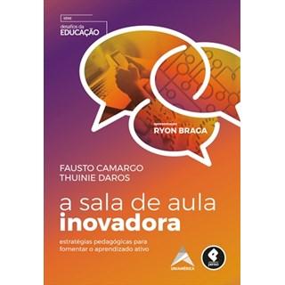 Livro - A Sala de Aula Inovadora - Daros - Penso