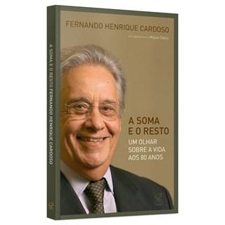 Livro - A Soma e o Resto - Cardoso - Record