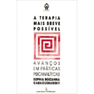 Livro - A Terapia Mais Breve Possível - Caracushansky - Summus