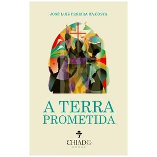 Livro - A TERRA PROMETIDA - PEREIRA DA COSTA 1º edição