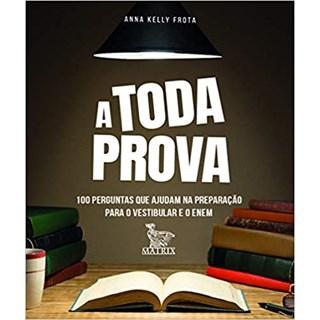 Livro - A Toda Prova - Frota - Baralho