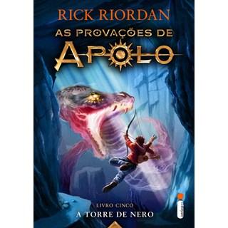Livro A Torre de Nero: Livro 5 - Riordan - Intrínseca