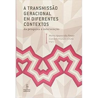 Livro - A Transmissão Geracional em Diferentes Contextos - Costa - Summus