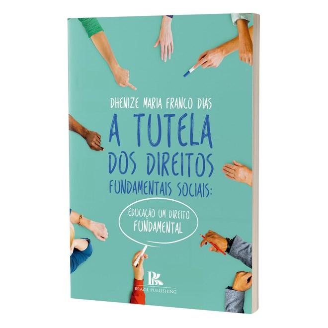 Livro - A Tutela Dos Direitos Fundamentais Sociais - Dias - Brazil Publishing