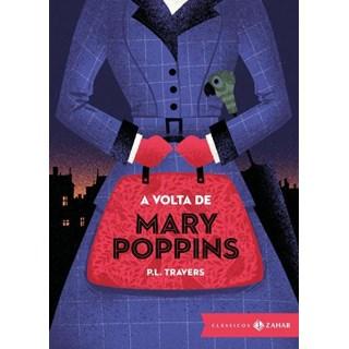 Livro - A Volta De Mary Poppins: Edição Bolso De Luxo - Travers