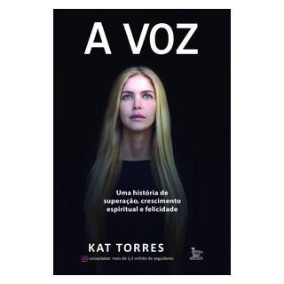 Livro - A voz - Torres 1º edição