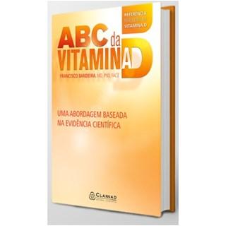Livro - ABC da Vitamina D: Uma Abordagem Baseada na Evidência Científica - Bandeira