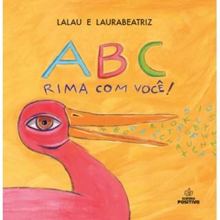 Livro - ABC Rima com Você - Laulau