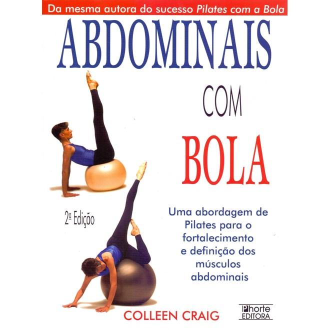 Livro - Abdominais com Bola - Craig ***