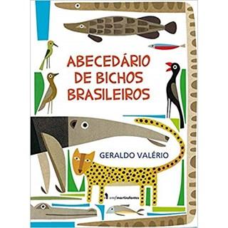 Livro - Abecedário de Bichos Brasileiros - Valério