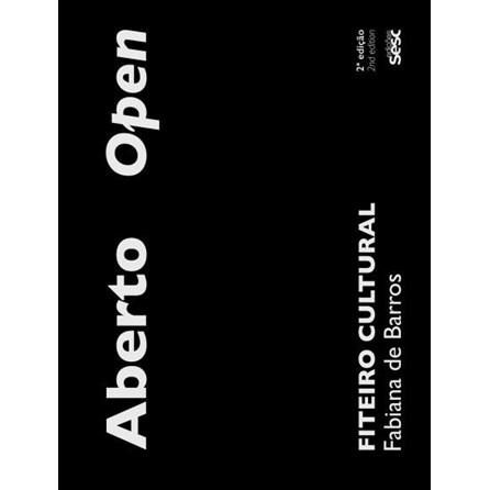Livro - Aberto [Open] - Barros