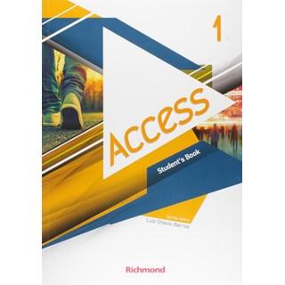 Livro - Access 1 Livro do Aluno - EM - Richmond