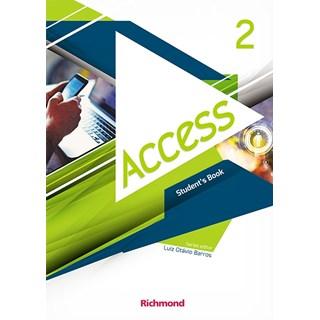 Livro - Access 2 Livro do Aluno - EM - Richmond