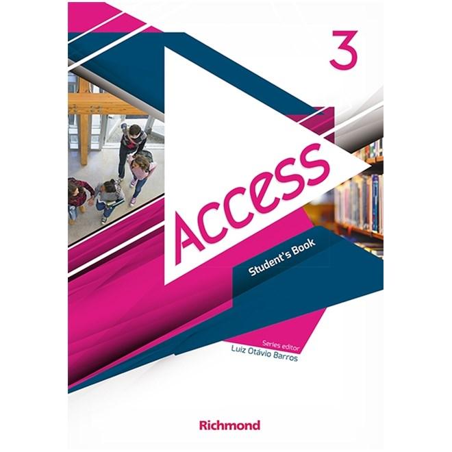 Livro - Access 3 Livro do Aluno - EM - Richmond