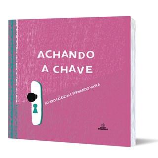 Livro - Achando a Chave - Faleiros - Positivo